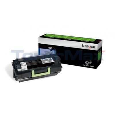 LEXMARK MX810 MX811 MX812 TONER CTG RP 6K